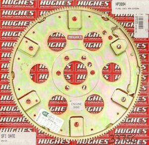 Hughes Performance Hp3994 Hd Flexplate Sfi Bbc 454 168 Tooth Ext Balance