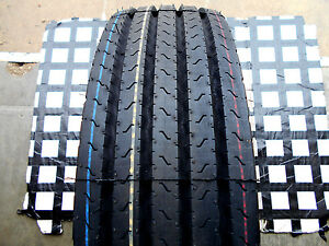 Set Of 8 New Trailer Tires 235 80 16 Pro Meter All steel 14ply Rated St235 80r16