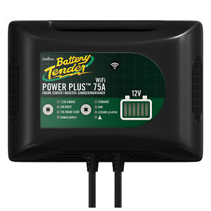 Battery Tender 022 0227 dl wh Power Plus 75a Booster Battery Charger W wi fi