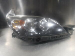 2007 2008 2009 Mazda 3 Right Passenger Headlight Oem 400019