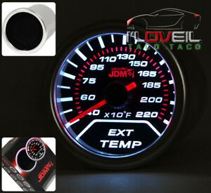 2 Engine Exhaust Temperature Egt Gauge Dial Rsx Integra Civic Del Sol S2000 Ek9