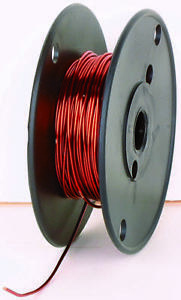Magnet Wire 793ft 24awg Copper Poly Coat Nwk Pn 8078