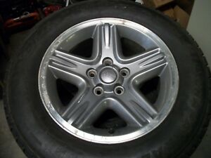 16 Jeep Grand Cherokee Wheels And Tires 215 70 R16 Set Of 4 Pick Up Only