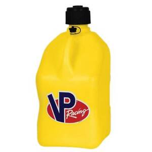Vp Racing 5 Gallon Motorsport Racing Fuel Container Utility Jug Gas Can Yellow