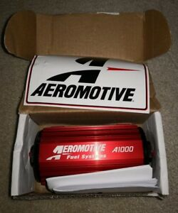 Brand New In Box Aeromotive Inc 11101 A1000 Series Fuel Pump Electric
