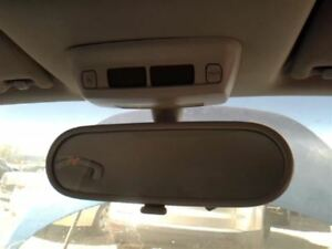 Rear View Mirror With Digital Clock Fits 06 10 Beetle 12663199