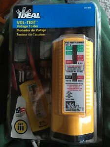 Ideal 61 065 Solenoid Voltage Tester