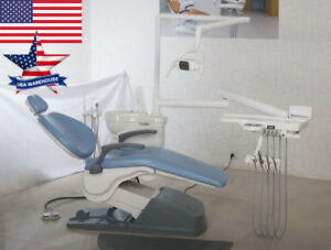 Dental Chair Unit Computer Controlled Hard Leather Fda Ship To Door Custom Clear