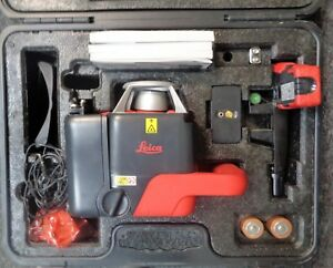 Leica Roteo 35 Rotary Laser Level Package