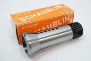 New Schaublin W20 Swiss Made 23 32 Collet For Aciera Mill Or 102 Lathe