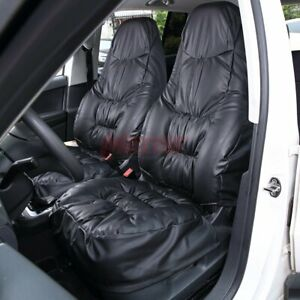 Car Seat Cover Universal Warm Winter Auto Seat Cushion Faux Fur Elegant Design