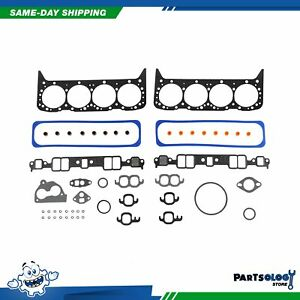 Dnj Hgs3103 Graphite Cyl Head Gasket Set For 87 95 Gmc Oldsmobile Pontiac 5 7l