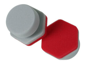 Lake Country 3 75 Red Precision Applicator Pad 2 Pack