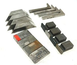 Lot Of 4 Snap On ati Bucking Bar Set At611 At619 At692 At723 Aircraft Riveting