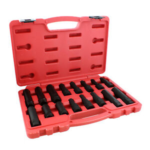 Closeout Wheel Lock Removal Tool Kit Lug Nut Key Set Master Wheel Lock Key Set