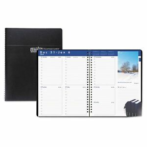 House Of Doolittle Recycled Earthscapes Weekly Appointment Book 8 1 2 X 11