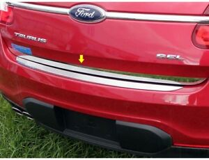 Fits 2010 2018 Ford Taurus 4dr Rd50490 Rear Deck Accent