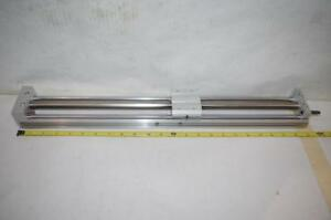 Smc Cdy2s15h 500 bs Pneumatic Linear Actuator Stage New