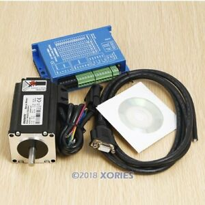 Nema 23 Hybrid Servo Driver And 2n m 76mm Closed Loop Stepper Motor Cnc Kit
