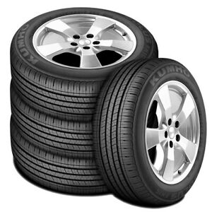 4 New Kumho Solus Kh16 225 70r16 102t As All Season A S Tires