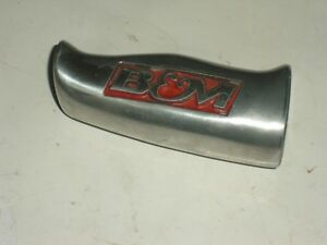 Vintage B M Shifter Knob T Handle Aluminum B And M Race Car Custom
