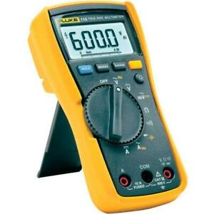 Fluke Electronics Flk 115 True Rms Multimeter
