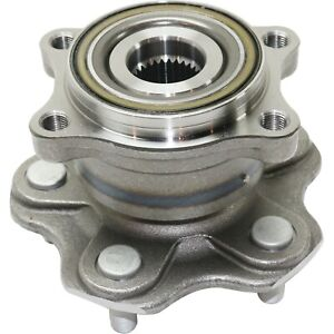 Rear Left Or Right Wheel Hub With Bearing Fits 2003 2008 Infiniti Fx35 Fx45