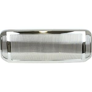 New Grille For F250 Truck F350 F450 F550 Chrome Ford F 250 Super Duty F 350