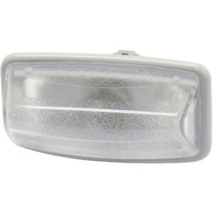 License Plate Light For 2003 2008 Toyota Corolla Left Or Right