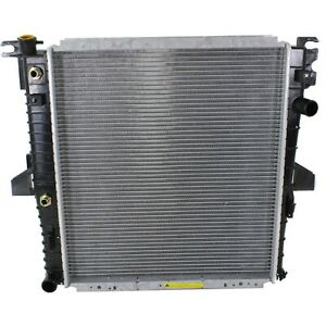 New Radiator Xl2z8005ca Ford Explorer Mercury Mountaineer 2000 2001