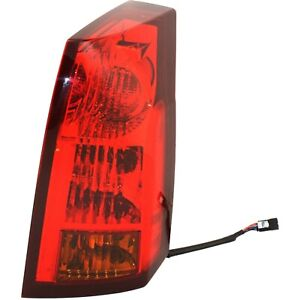 Tail Light 2004 2007 For Cadillac Cts Passenger Side