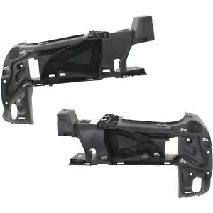 Bumper Bracket For 2016 2018 Toyota Tacoma Set Of 2 Rear Left And Right