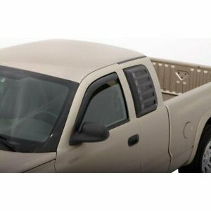 Ventshade 192925 Window Visor For 2001 2003 Toyota Tacoma Front Set Of 2