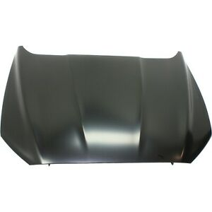 Hood For 2013 2017 Ford Fusion Factory Type Steel