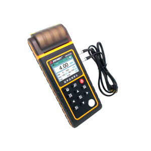 Digital Paint Coating Thickness Gauge Meter Tester Portable Durable Compact