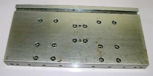 Omniturn Conversion Tooling Plate