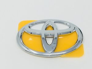 Oem Toyota 2011 2016 Zelas Scion Tc2 Rear Trunk Chrome Emblem Badge Genuine New