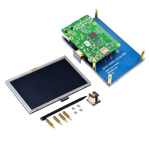 5 Hdmi Touch Screen Tft Lcd Panel Module 800x480 For Raspberry Pi