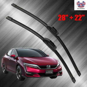 28 22 J Hook Windshield Wiper Blades Premium Oem Quality Blades Bracketless