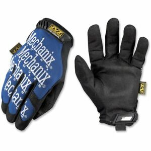 Mechanix Wear Original Large Blue Gloves