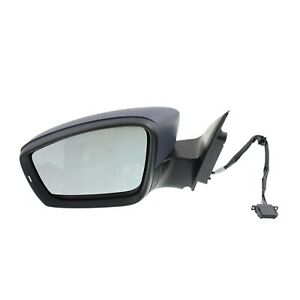 Power Mirror For 2011 2018 Volkswagen Jetta Driver Side Heated With Signal Light
