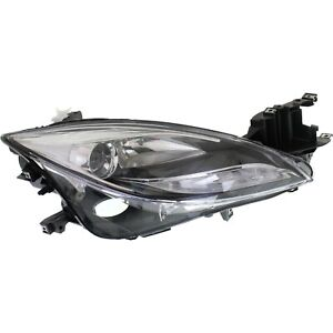 Headlight For 2011 2012 2013 Mazda 6 S Gt Gs I Models Right Hid