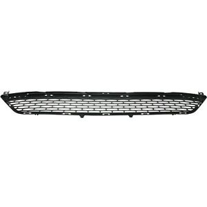Bumper Grille For 2014 2015 Kia Sorento Textured Black Plastic