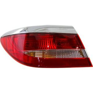 New Tail Light Lamp Driver Left Side Outer Lh Hand Buick Verano 12 16 22879048