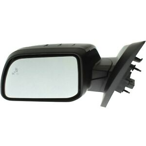 New Mirror Driver Left Side Heated Lh Hand For Edge Fo1320500 Ct4z17683faptm