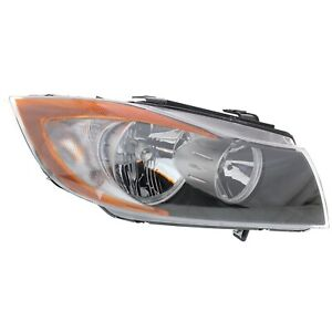 Capa Headlight Driving Head Light Headlamp Passenger Right Side For 323 325 Rh