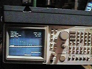 Tektronix 2712 Spectrum Analyzer 9khz To 1 8ghz Gpib Nr