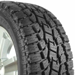 4 Toyo Open Country A t Ii Xtreme Lt285 55r20 122 119s E 10 Ply At All Terrain