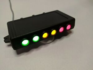 Shift Light Type C1 Easy To Install And Use 6 Big Leds Compact Case