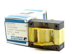 New Reliance Electric 64670 11t Transformer Ratio 1 2000 6467011t